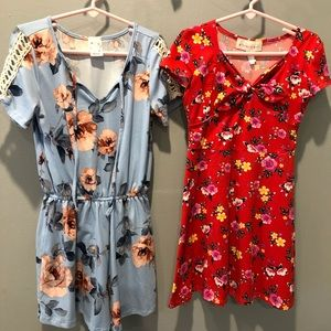Other - Dress and romper